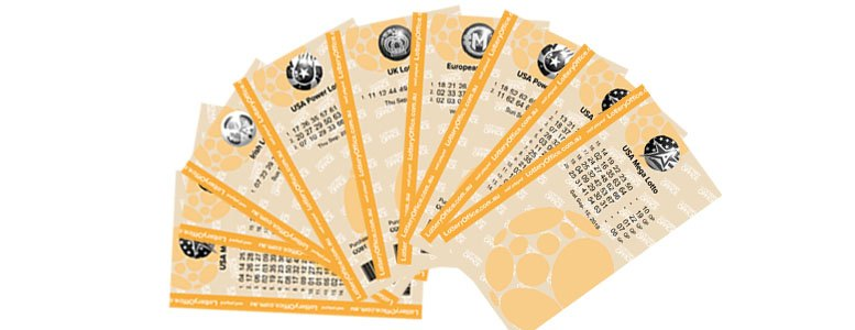 Lottery Office tickets