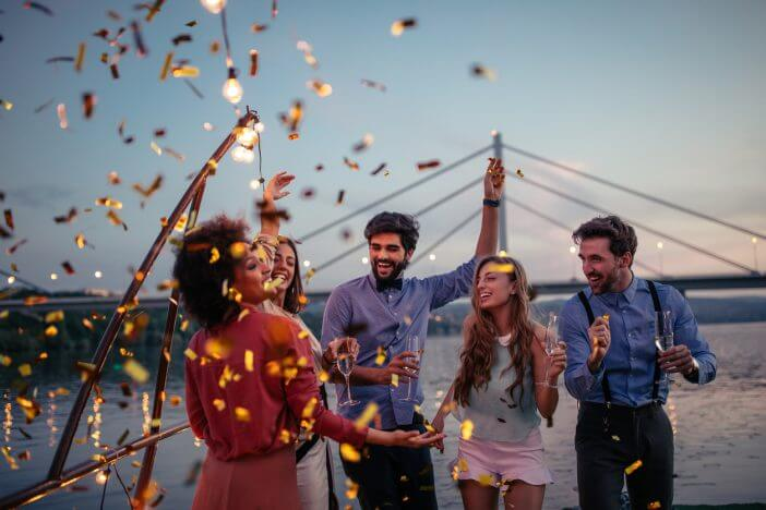 Celebrate lottery winnings with friends on a private cruise!