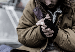 Relief to 400 Australians experiencing homelessness
